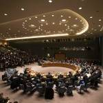 The United Nations Security Council meets on the crisis in Ukraine, at U.N. Headquarters in New York