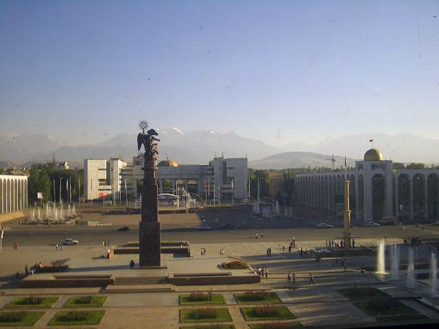 E7904-Bishkek-Ala-Too-Square